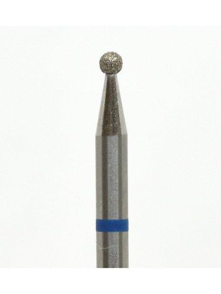 Алмазная фреза Шар, синяя насечка, 104.001.524.016