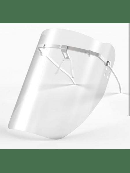 Защитный экран с медицинским удостоверением для мастера маникюра и педикюра, 10 шт