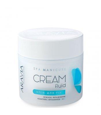 ARAVIA Professional Крем-флюид Нежное увлажнение с витаминами Е и С, 300 мл