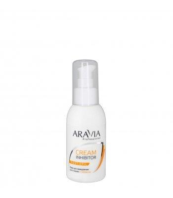 ARAVIA Professional Крем для замедления роста волос с папаином, 100 мл