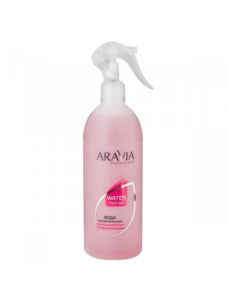 ARAVIA Professional Вода косметическая минерализованная с биофлавоноидами, 500 мл
