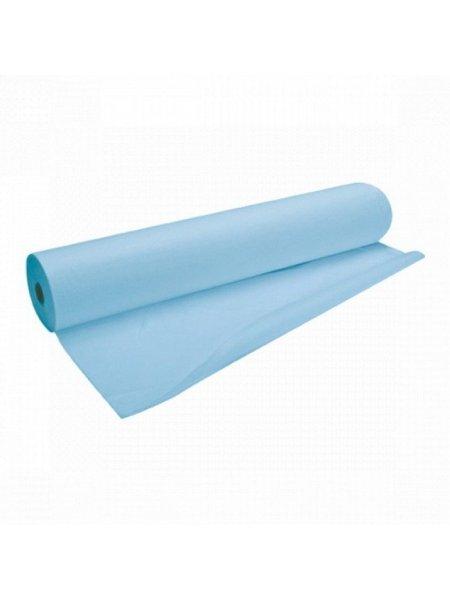 Простыни TrendyPresent, цвет голубой, размер 70*200, в рулоне 100шт