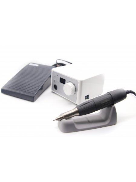 Аппарат для маникюра Marathon 3N Silver H35LSP, с педалью-вариатором