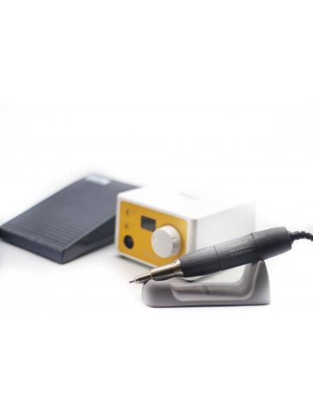 Аппарат для маникюра Marathon 3N Yellow H35LSP, с педалью-вариатором