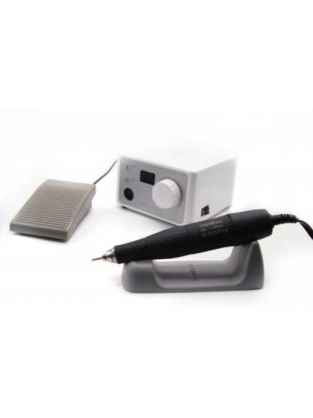 Аппарат для маникюра и педикюра Marathon 3N Silver SH400, с педалью