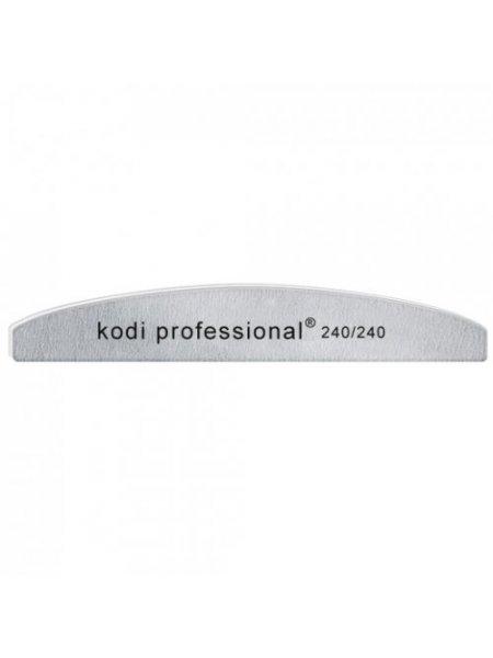 Kodi Professional — Пилка для ногтей лодочка 240/240