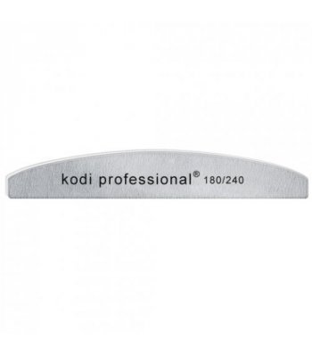 Kodi Professional — Пилка для ногтей лодочка 180/240