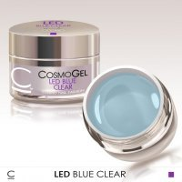 COSMO ГЕЛЬ LED BLUE CLEAR 50 МЛ
