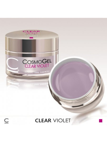 COSMO ГЕЛЬ CLEAR VIOLET 15 МЛ