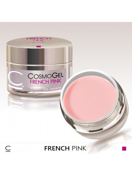 COSMO ГЕЛЬ FRENCH PINK 50 МЛ