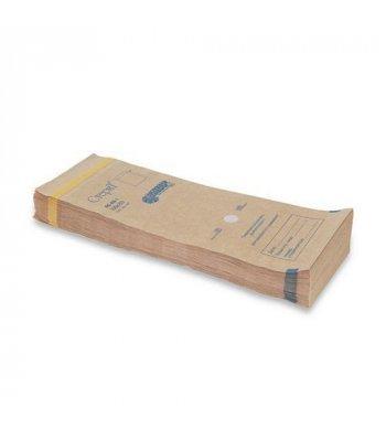 Крафт-пакеты 75*150 мм, 100 шт