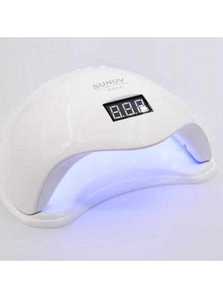 Лампа для сушки гель-лака SUNUV 5 SE, 36 вт, белая