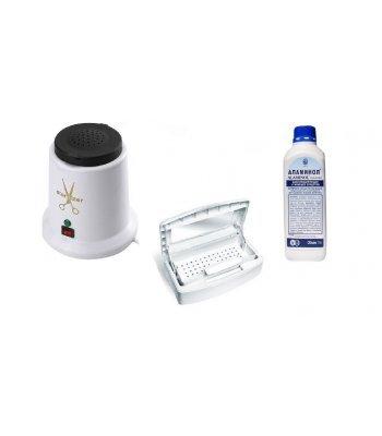 Набор для стерилизации Гласперлен+Контейнер+Аламинол