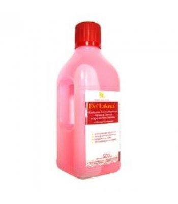 De lakrua/Делакруа жидкость для растворения акрила и снятия искусственных ногтей 500 мл