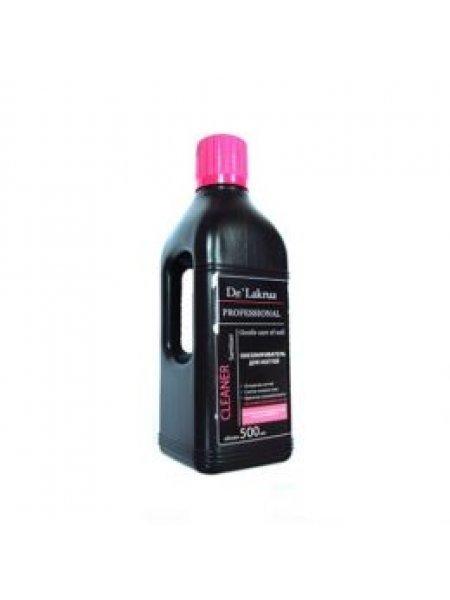 Жидкость для обезжиривания и снятия липкого слоя De lakrua 500 мл