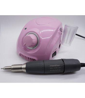 Аппарат для маникюра MARATHON 3 CHAMPION H35LSP без педали, розовый