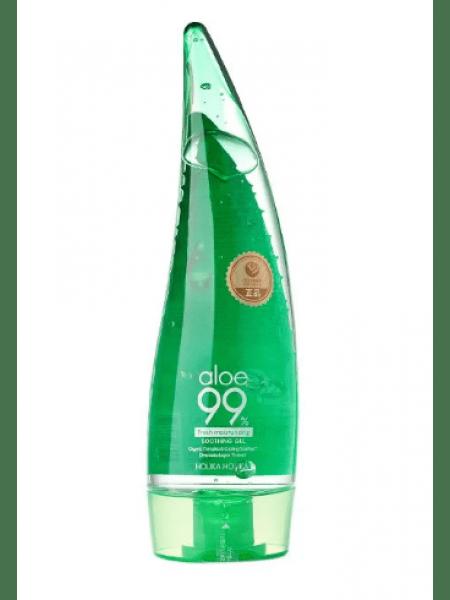 Holika Holika, Aloe 99 Soothing, Многофункциональный алоэ гель, 250 мл