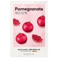 Маска для лица, Missha, pomegranate, 16 гр