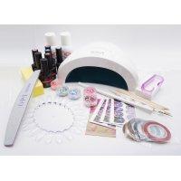 Маникюрный набор для дизайна ногтей, SunUV1