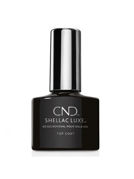 CND LUXE TOP COAT 12,5, мл