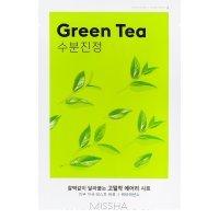 Маска для лица, Missha, Green tea, 19 гр