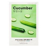Маска для лица, Missha, Cucumber, 19 гр