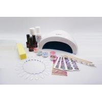 Маникюрный набор для дизайна ногтей Lite, SunOne