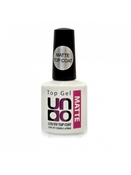 Матовый топ UNO Matte Top Coat 10 ml