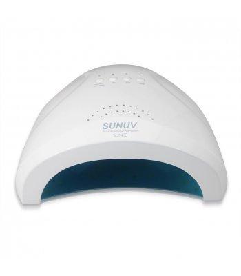 Лампа для ногтей Sun 1, SunUV 48W гибридная